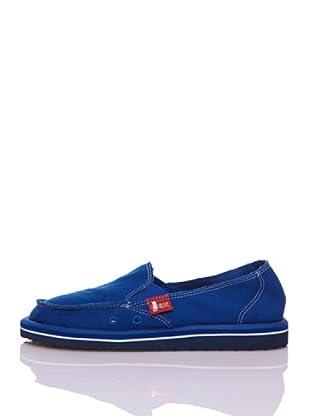 Wax Mocasines Ecológicos (Azul)