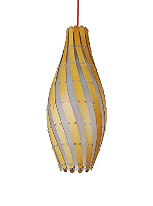 Lámpara Spiral Plywood