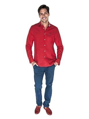 Giorgio Di Mare Camisa Iacovo (Rojo)