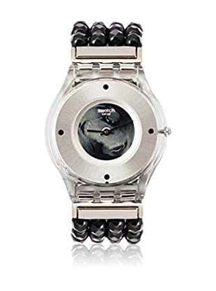 Swatch Quarzuhr Woman BE BLACK SFZ116B 34.0 mm