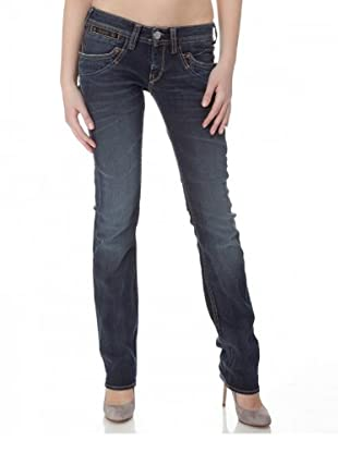 Herrlicher Jeans Piper Stretch straight fit (Dunkelblau)