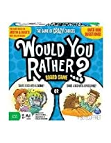 Spin Master Games 2014 Would You Rather Board Game