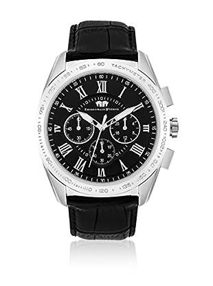 Rhodenwald & Söhne Reloj de cuarzo Jaxson Negro 45 mm