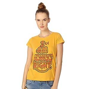 People Women's Regular Fit Shirt Large