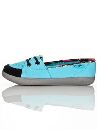 Cushe Zapatos  Hyper-Lite (Turquesa)