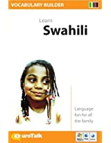 Vocabulary Builder Swahili