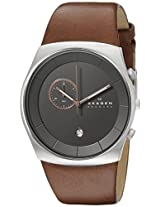 Skagen Analog Grey Dial Men's Watch - SKW6085
