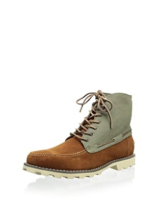 Generic Surplus Men's Mojave Boot (Military Green/Monk's Robe)