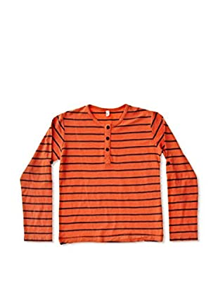 New Caro Camiseta Manga Larga Panadera Niña (Naranja)