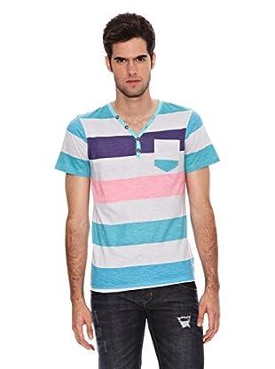 Six Valves Camiseta Manga Corta (Multicolor)