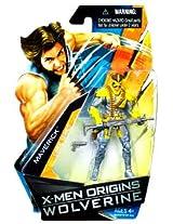 Marvel X-Men Origins Wolverine Maverick Figure