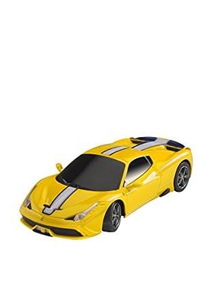 Juguete Radiocontrol Ferrari 458 Speciale A 1:24 Amarillo