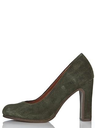 Scholl Zapatos Sulene (Verde)