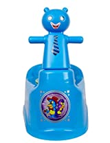 Scooty Potty | Kids Potty Scooter (Blue)
