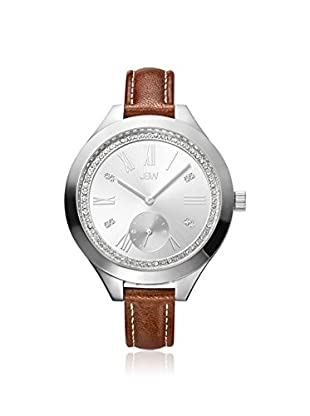 JBW Women's J6309C Aria Brown Leather Watch