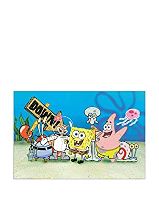 ARTOPWEB Panel Decorativo Spongebob 60x90 cm