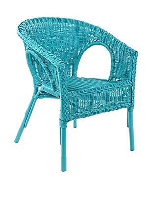 Special Home Sessel Alliss blau