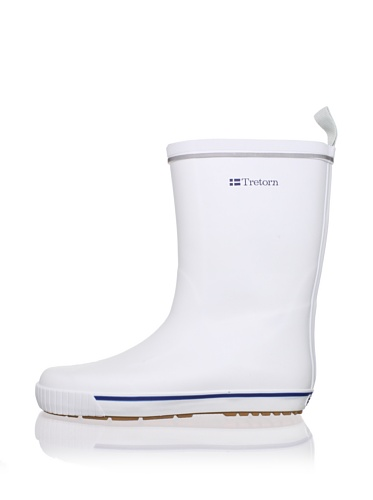 Tretorn Women's Skerry Rain Boot (White)