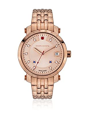 Chrono Diamond Reloj con movimiento cuarzo suizo Woman 10610H Nesta 35.0 mm