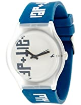 Fastrack Tees Analog White Dial Unisex Watch - ND9915PP25J