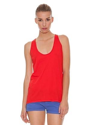 Hakei Camiseta Tirantes (Rojo)
