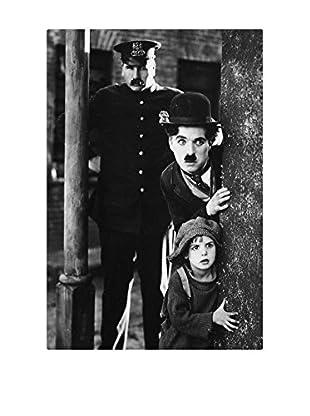 Your Living Room seller living Leinwandbild Charlie Chaplin, The Kid