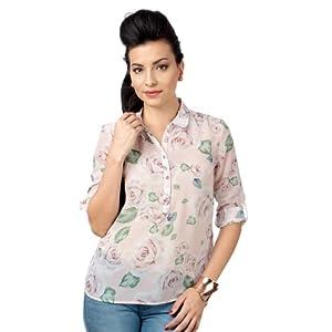 Allen Solly Women Regular Fit Shirt_AWTS314C02512_ XXL