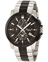 Kenneth Cole Dress Sport Analog Black Dial Men's Watch KC9099