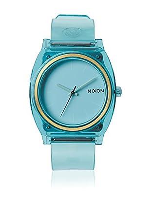 Nixon Uhr mit japanischem Uhrwerk Man Nix. Rubber Player 40 mm