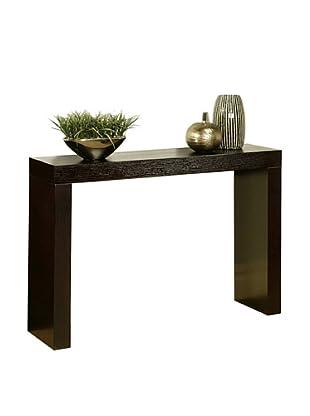 Abbyson Living Heritage Espresso Sofa Table