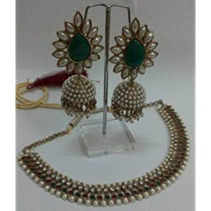 Mirraw Pearl Necklace set