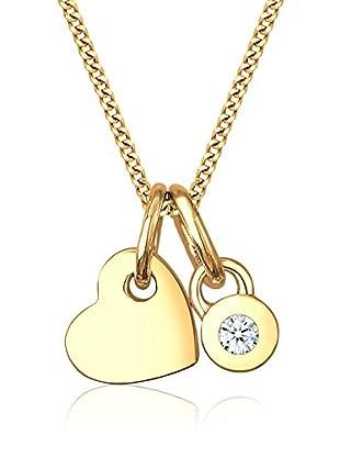 Diamore Halskette  gold