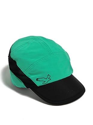 Salewa Gorra Strato Running Dst (Verde / Negro)