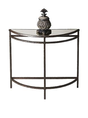 Butler Specialty Company Mirror Demilune Console Table