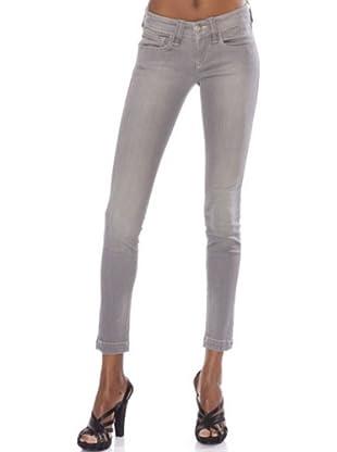 Fornarina Pantalón Pin Up (gris)