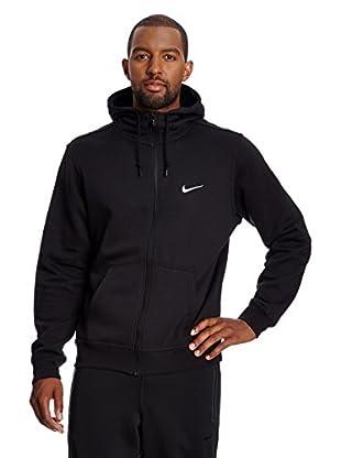 Nike Sweatjacke Swoosh Zwart