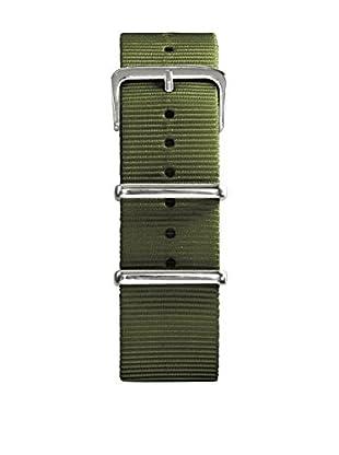 Oxygen Uhrenarmband Nato 22 mm khaki