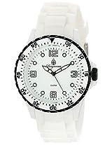 Burgmeister Men's BM603-586E White Sport Analog Watch