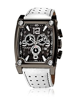 Akribos XXIV Reloj de cuarzo Man AK415WT Blanco