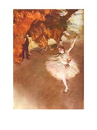 Legendarte Leinwandbild Ballerina - La Star
