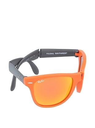 Ray-Ban Gafas de Sol CAREY MOD. 4105 601969 Naranja Mate