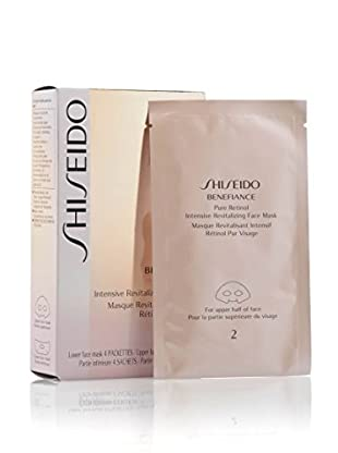 SHISEIDO Mascarilla Facial Benefiance Pure Retinol Intensive 4 x 5 ml
