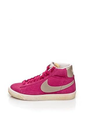 Nike Zapatillas Woman Blazer Mid Suede Vintage (Fucsia)