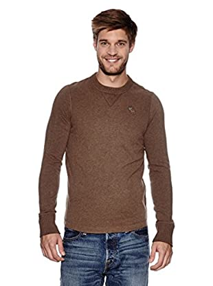 Abercrombie & Fitch Pullover (hellbraun)