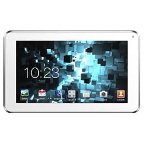 Salora Pro HD Tablet (7 inch, 3GB, Wi-Fi+3G via Dongle), White
