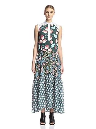 Beatrice B Women's Sleeveless Maxi Dress