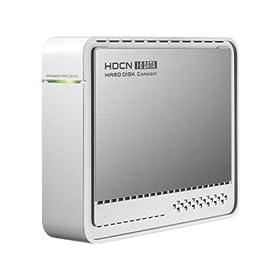 外付型ハードディスク 500GB HDCN-U500