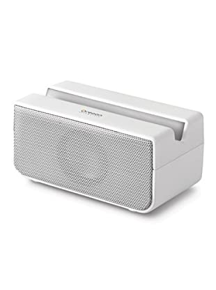 Oregon Scientific Altavoz Inalámbrico por Bluetooth ZP201 Blanco