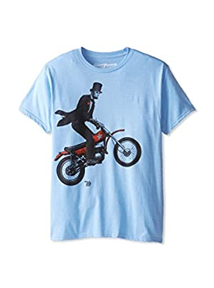 Ames Bros Men's Ride Free Crew Neck T-Shirt
