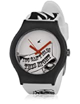 Fastrack Tees Analog Multi-Color Dial Unisex Watch - ND9915PP21J